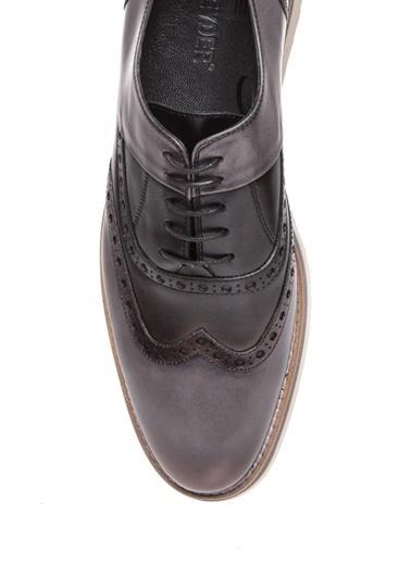 Greyder Greyder Günlük Ayakkabı 8095 Mr Urban Siyah